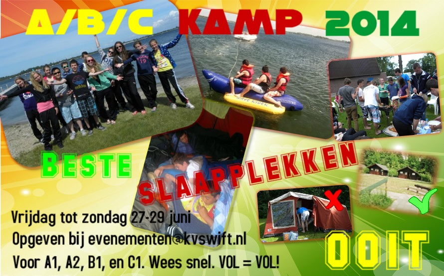 ABC Kamp Swift