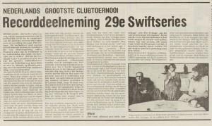 Swiftseries 1979