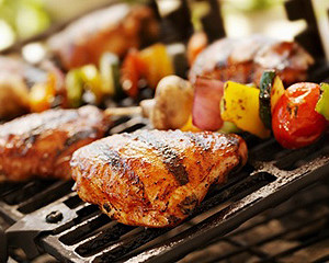 barbecue-vlees