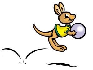 kangoeroe klein