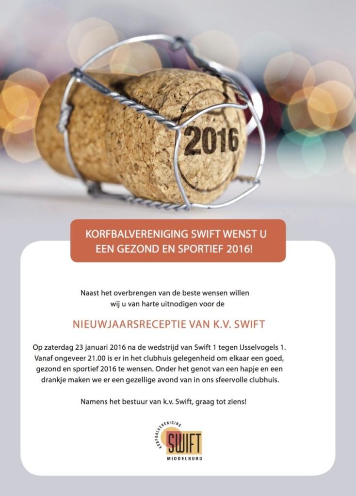 Swift uitnodiging Nieuwjaarsreceptie2