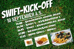 Kick-off 1