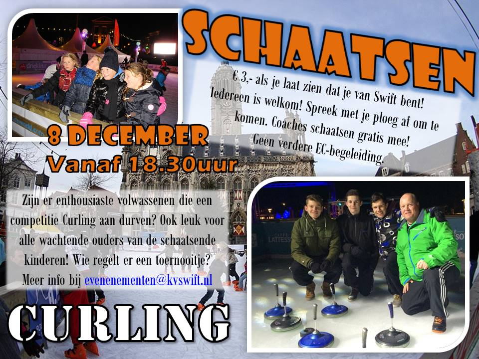 schaatsen-curling